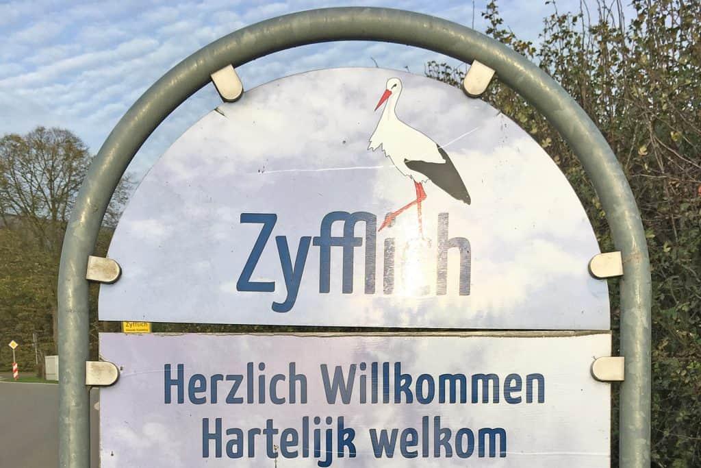 Omgeving Zyfflich